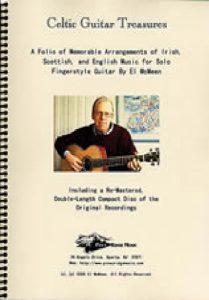 Book-Celtic Guitar Treasures